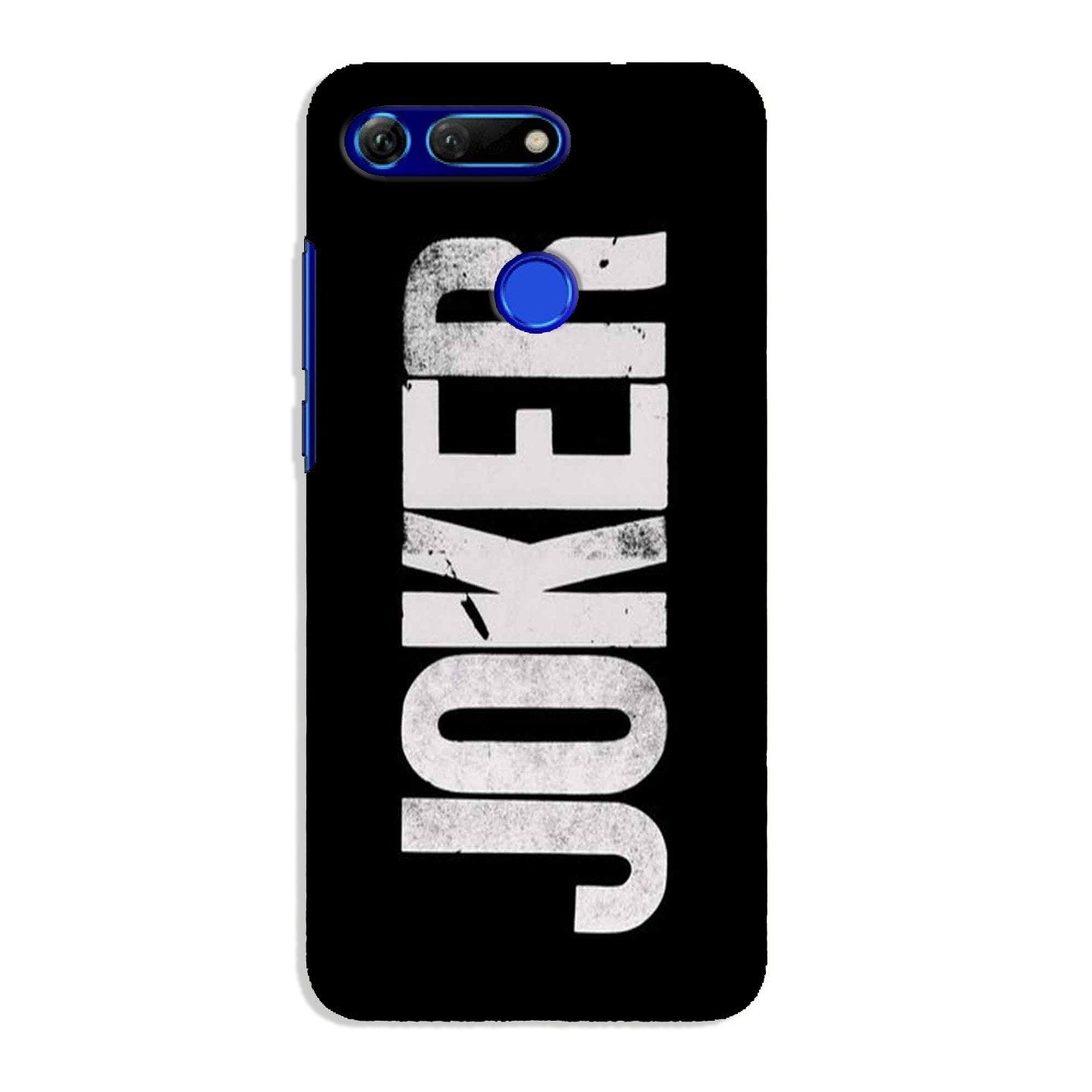 Joker Mobile Back Case for Honor View 20 (Design - 327)