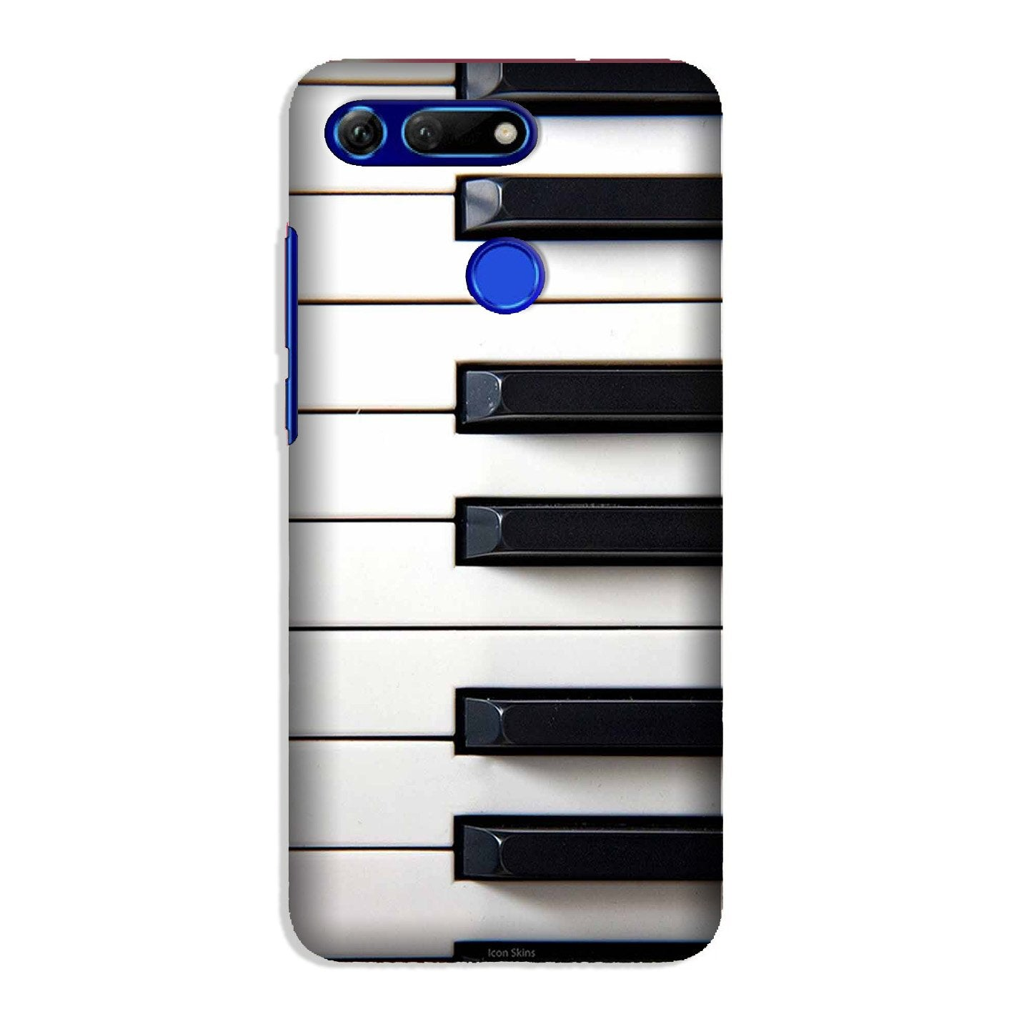 Piano Mobile Back Case for Honor View 20 (Design - 387)