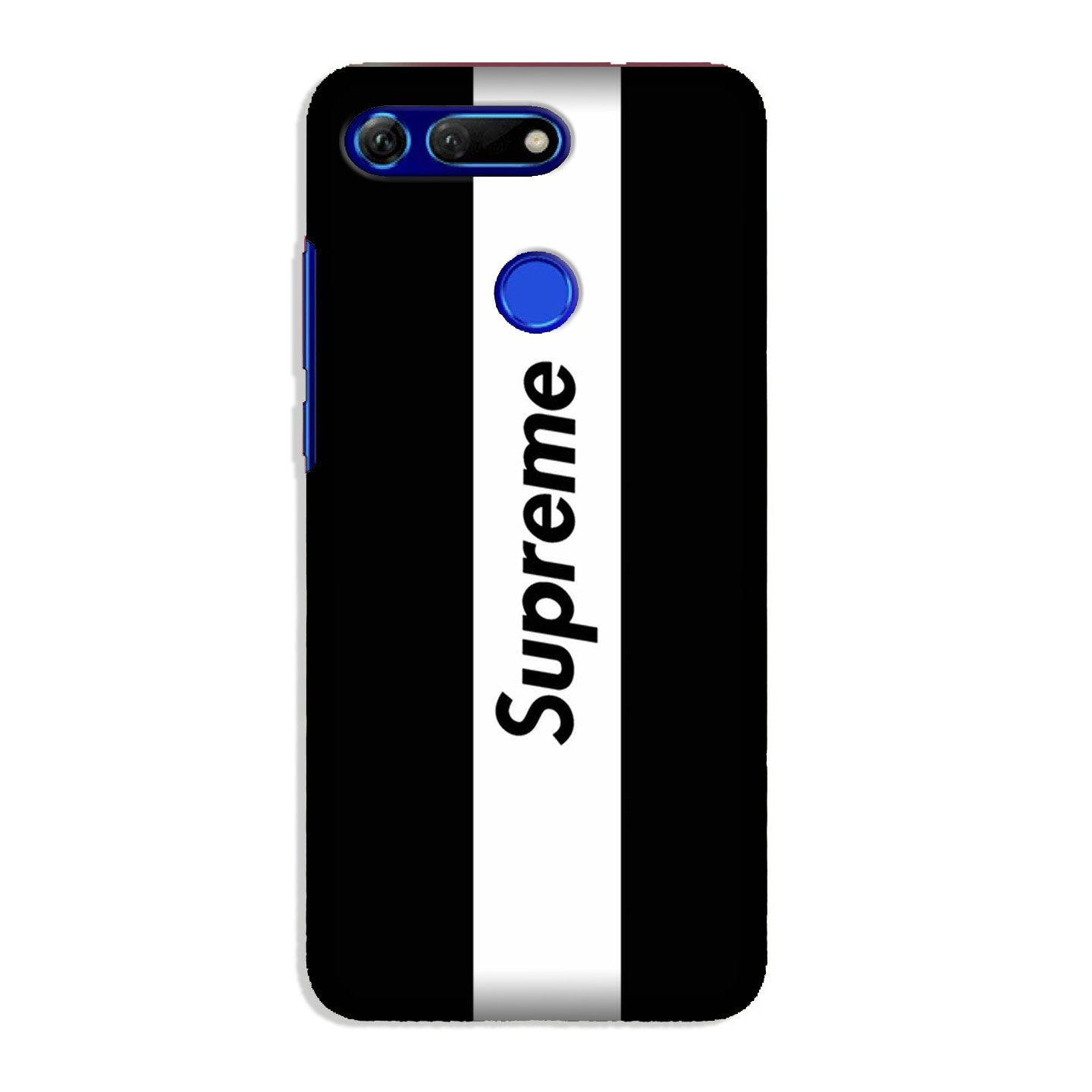 Supreme Mobile Back Case for Honor View 20 (Design - 388)