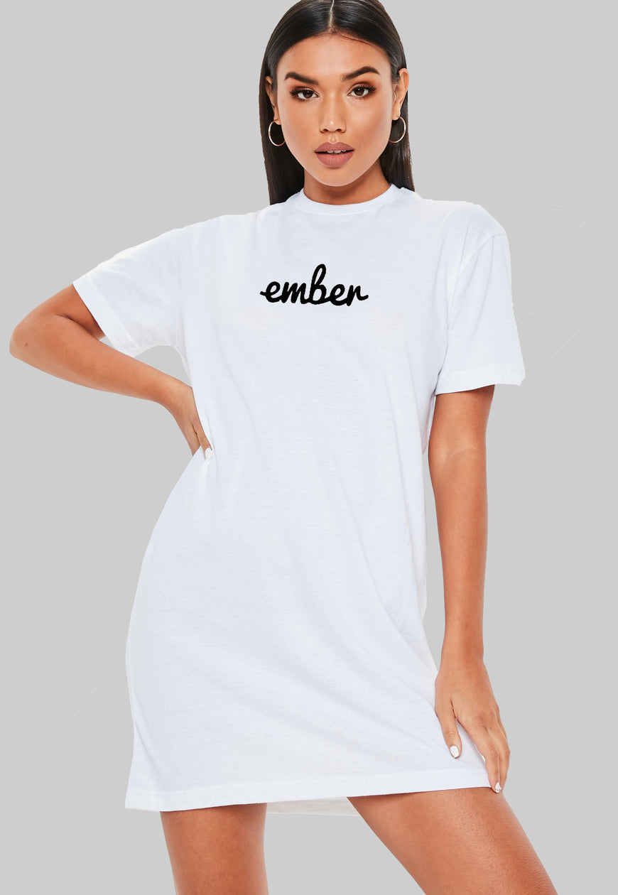 Ember T-Shirt Dress