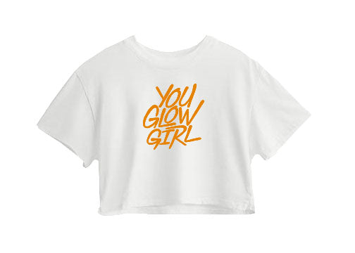 You Glow Girl Crop Top