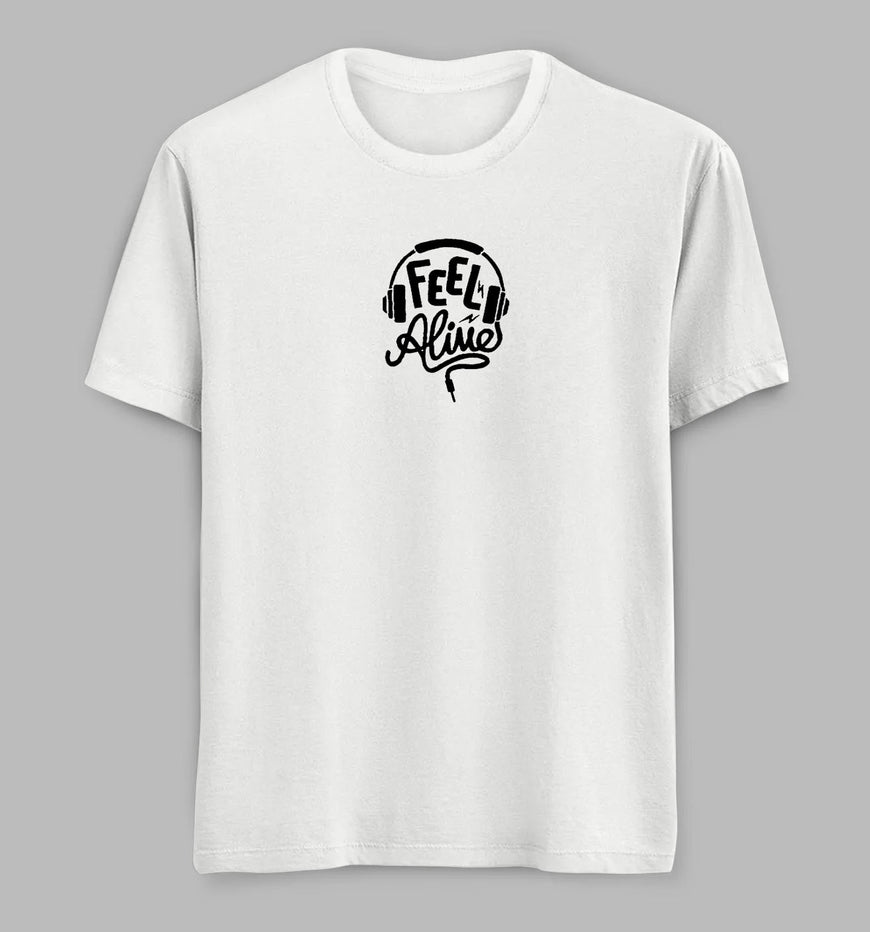 Feel Alive Tees/Tshirts