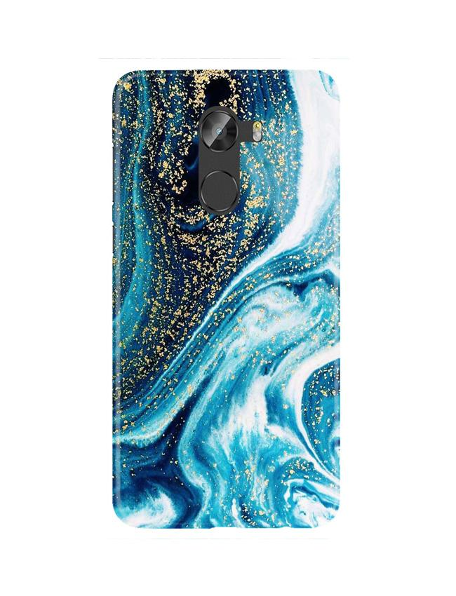 Marble Texture Mobile Back Case for Gionee X1 / X1s (Design - 308)
