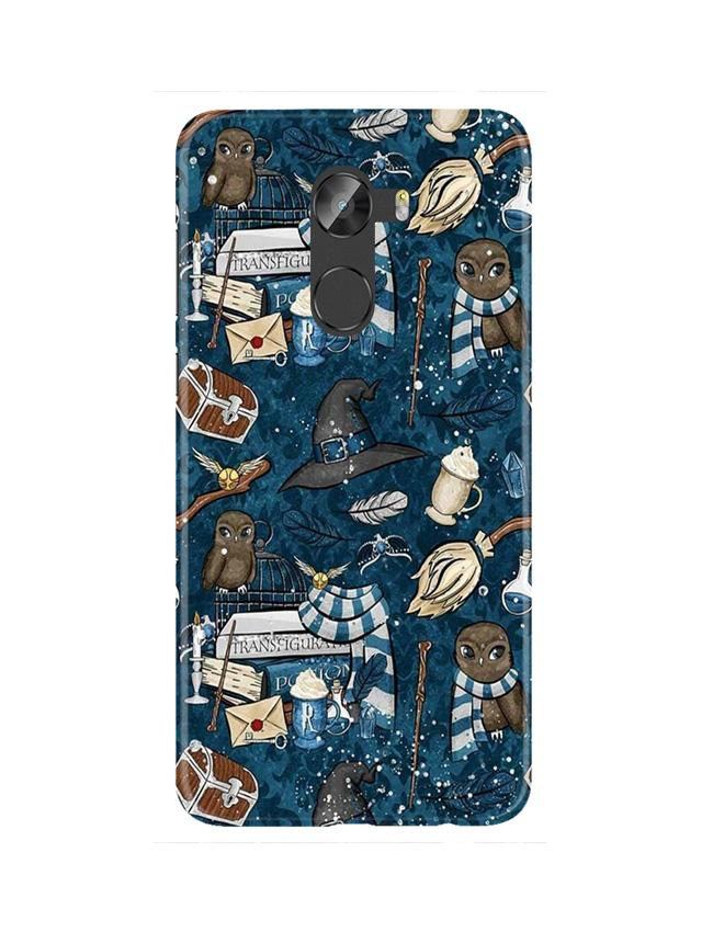 Magic Mobile Back Case for Gionee X1 / X1s (Design - 313)