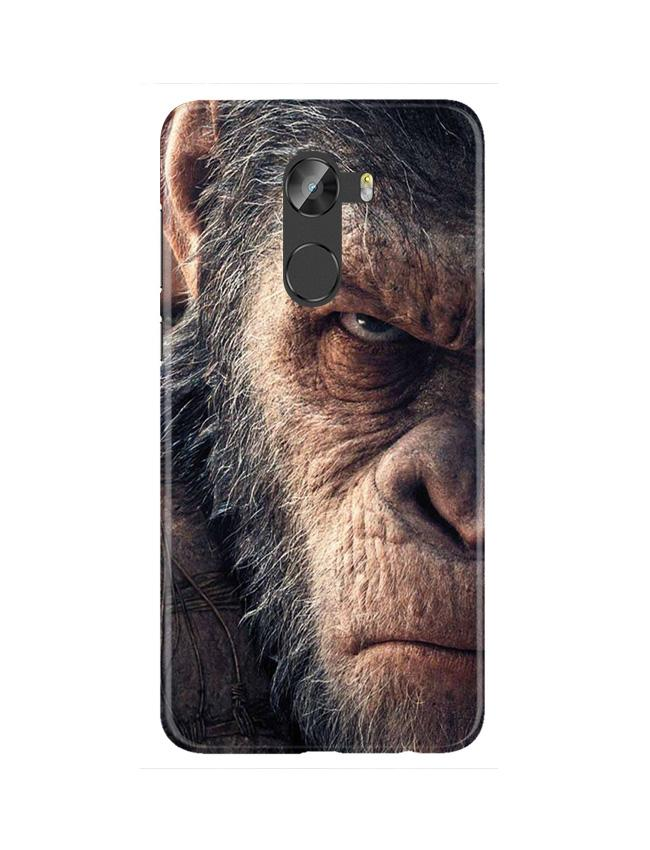 Angry Ape Mobile Back Case for Gionee X1 / X1s (Design - 316)