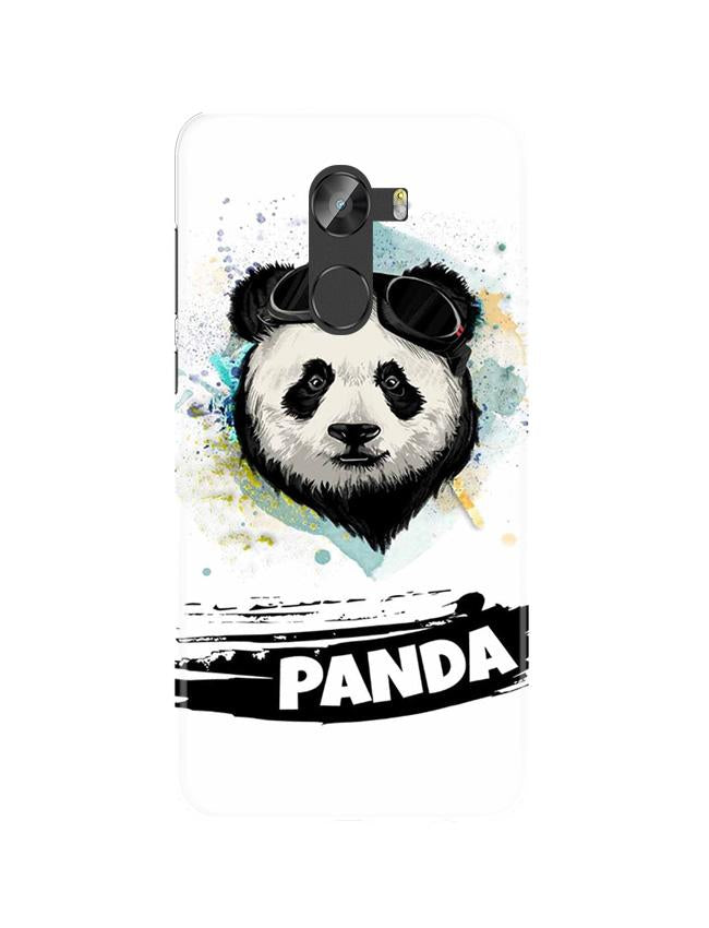 Panda Mobile Back Case for Gionee X1 / X1s (Design - 319)