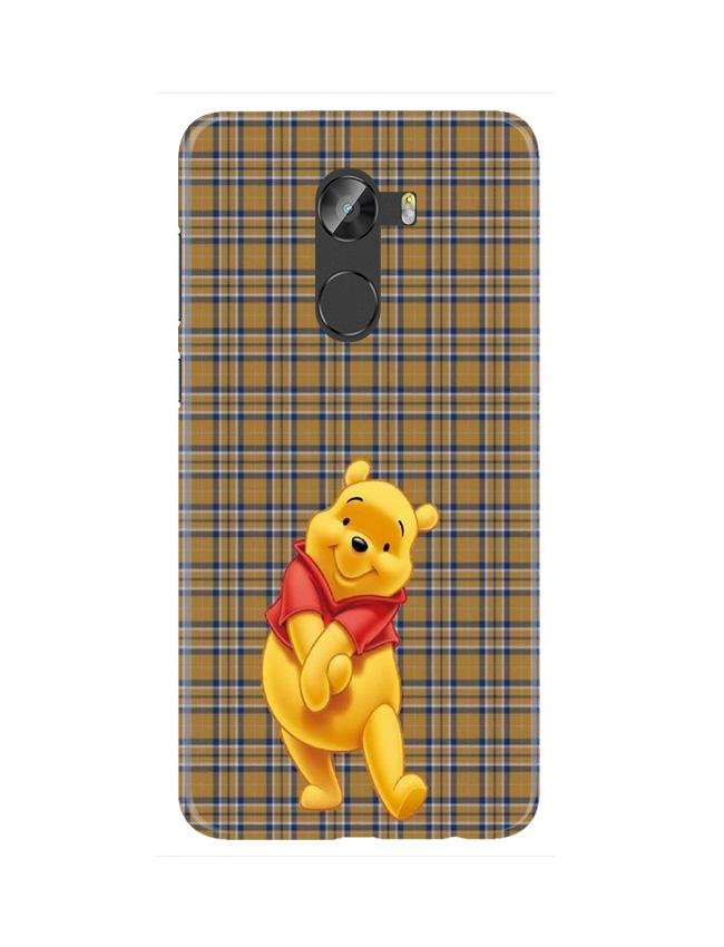 Pooh Mobile Back Case for Gionee X1 / X1s (Design - 321)