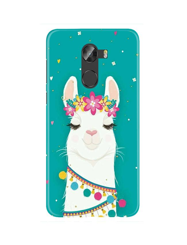 Camel Mobile Back Case for Gionee X1 / X1s (Design - 331)