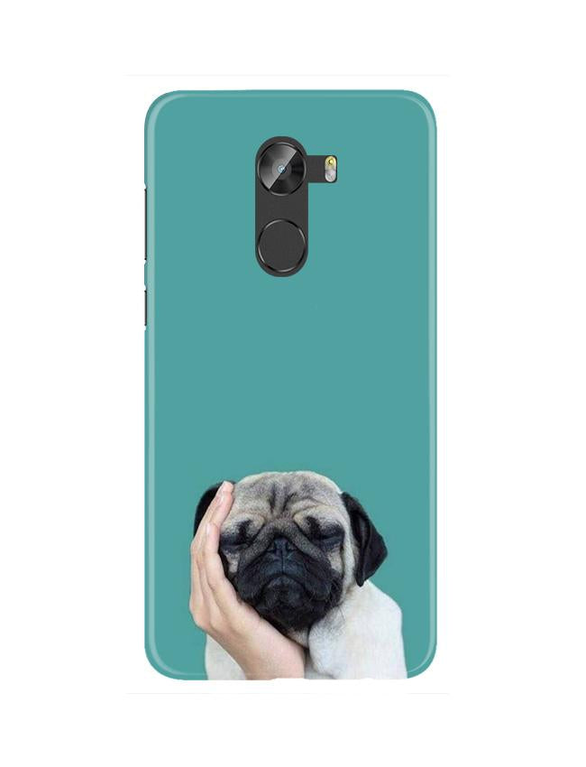 Puppy Mobile Back Case for Gionee X1 / X1s (Design - 333)