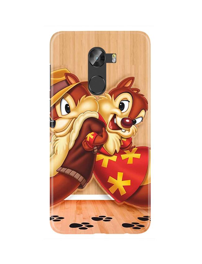 Chip n Dale Mobile Back Case for Gionee X1 / X1s (Design - 335)