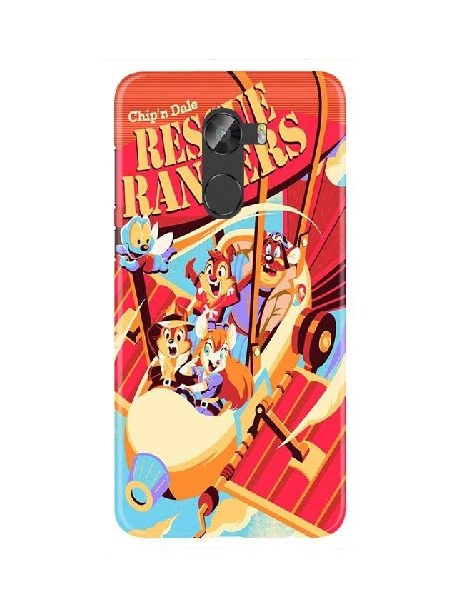 Rescue Rangers Mobile Back Case for Gionee X1 / X1s (Design - 341)