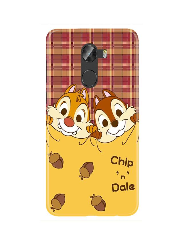 Chip n Dale Mobile Back Case for Gionee X1 / X1s (Design - 342)