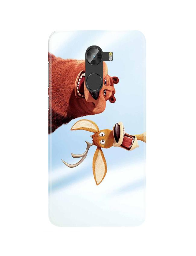 Polar Beer Mobile Back Case for Gionee X1 / X1s (Design - 344)
