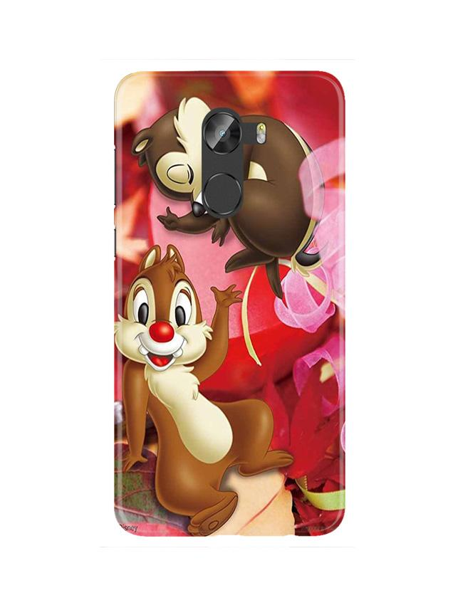 Chip n Dale Mobile Back Case for Gionee X1 / X1s (Design - 349)
