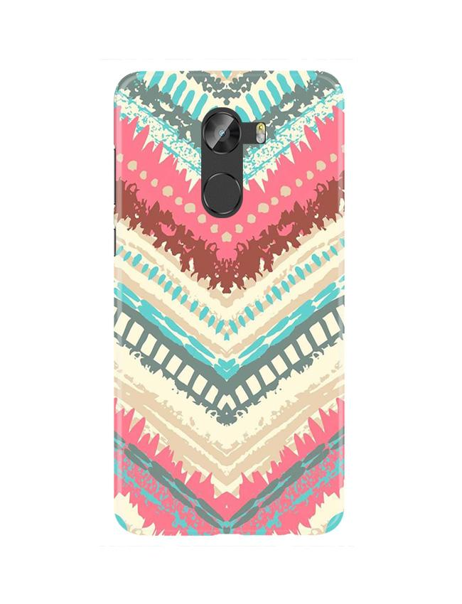 Pattern Mobile Back Case for Gionee X1 / X1s (Design - 368)