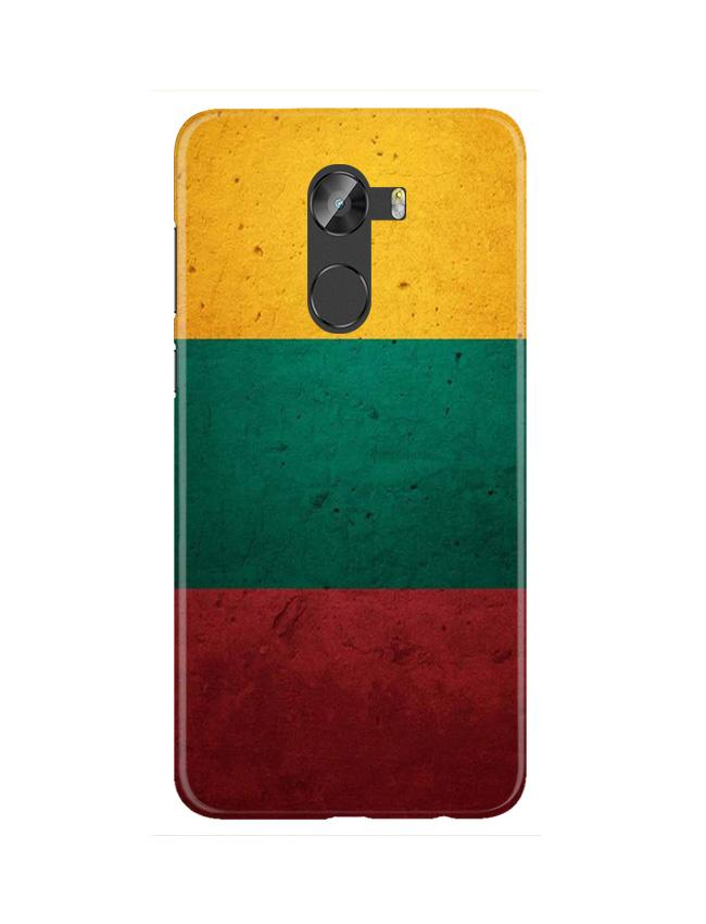 Color Pattern Mobile Back Case for Gionee X1 / X1s (Design - 374)