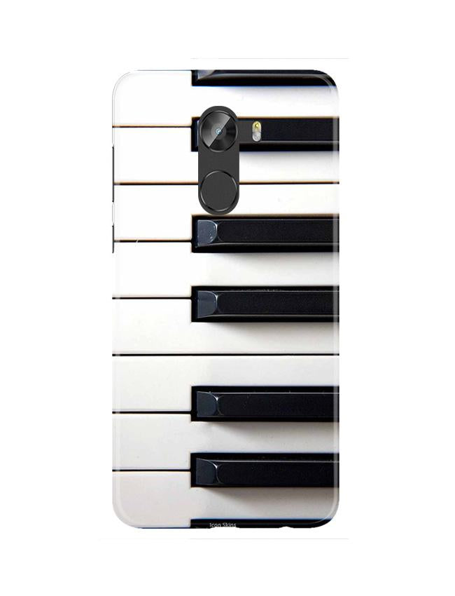 Piano Mobile Back Case for Gionee X1 / X1s (Design - 387)