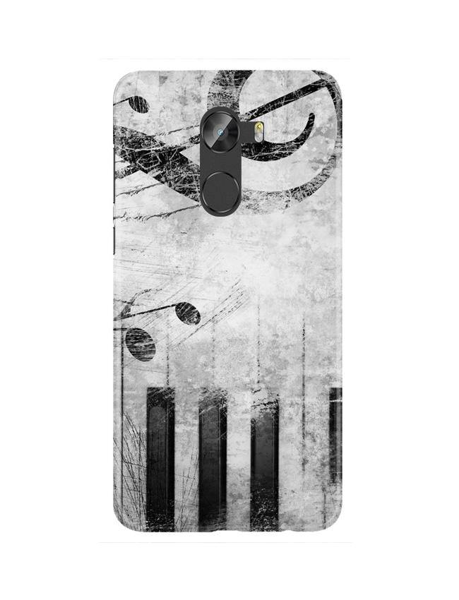 Music Mobile Back Case for Gionee X1 / X1s (Design - 394)
