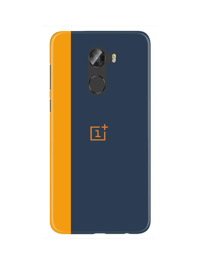 Oneplus Logo Mobile Back Case for Gionee X1 / X1s (Design - 395)