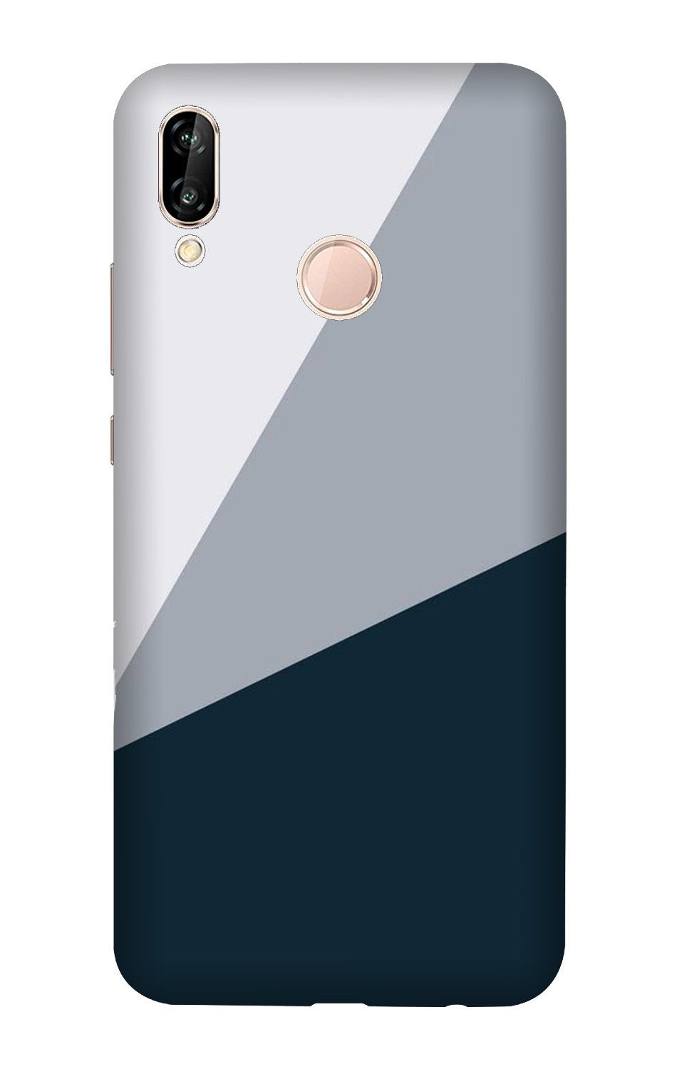 Blue Shade Case for Vivo X21 (Design - 182)