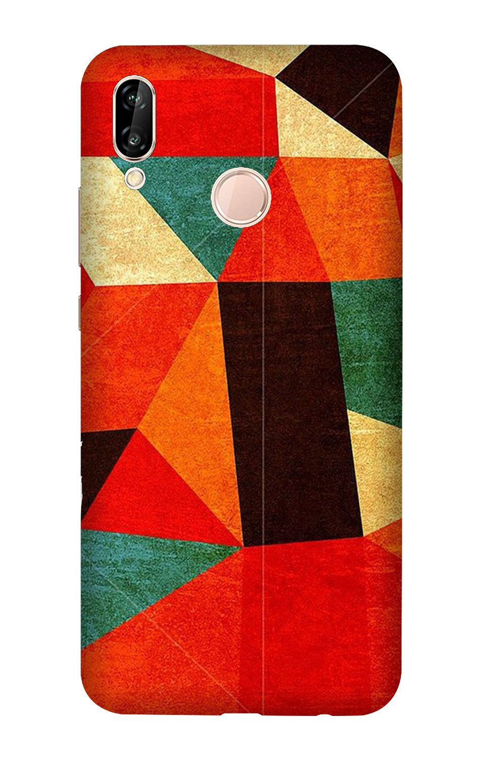 Modern Art Case for Vivo V9/Y85 (Design - 203)