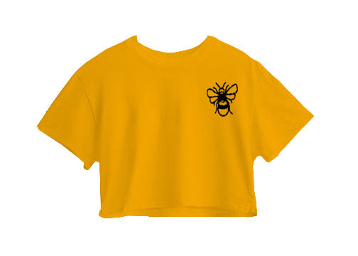 Bee Crop Top