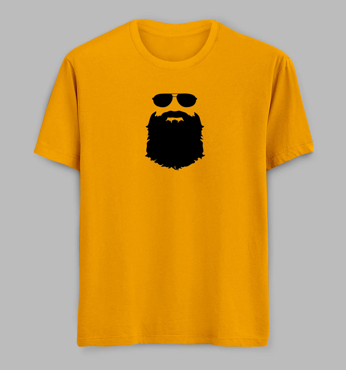 Bearded Man Tees/ Tshirts