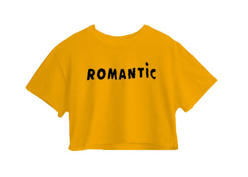 Romantic Crop Top