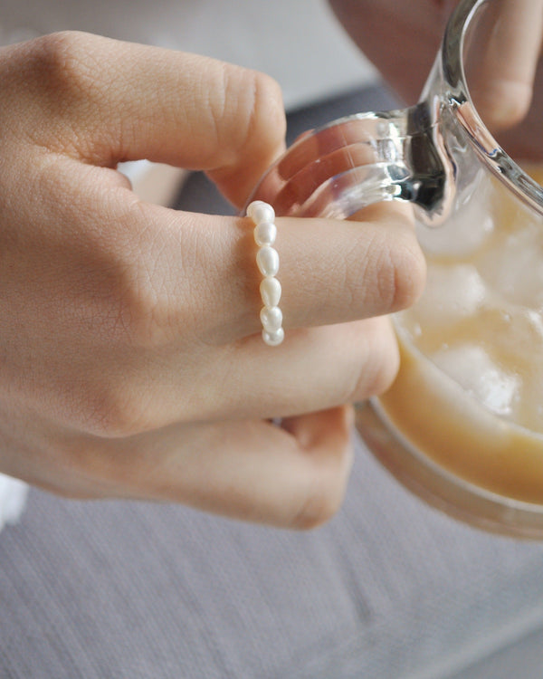 Water Pearl Ring