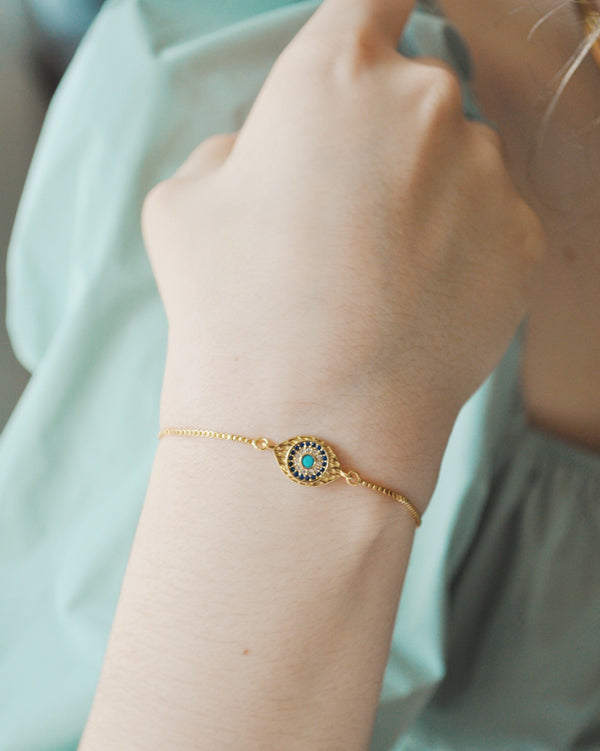 Pulsera Blue Eyed