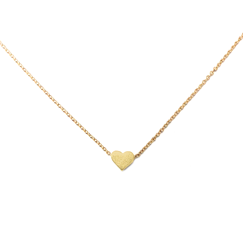 Collar Mini Heart