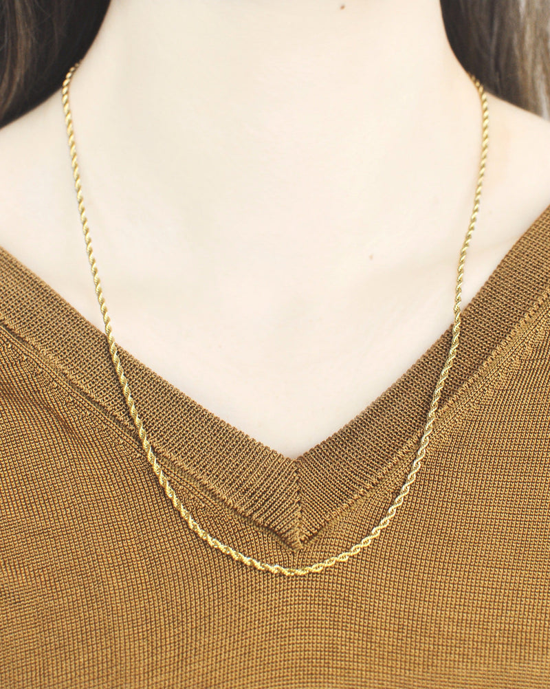 Collar Twist Chain