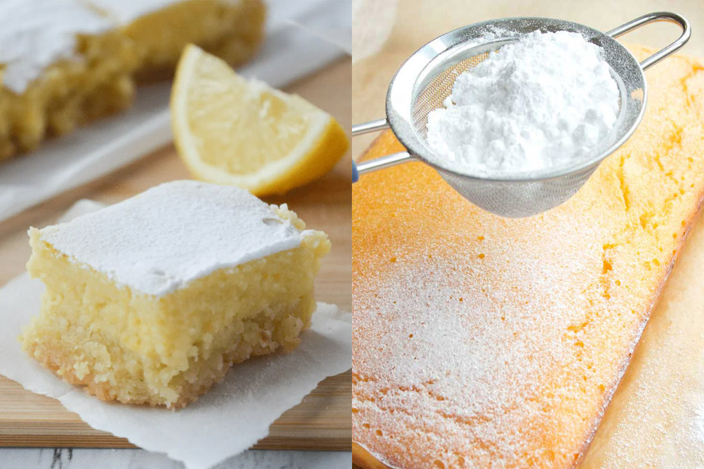 Organic, Keto Lemon Bars