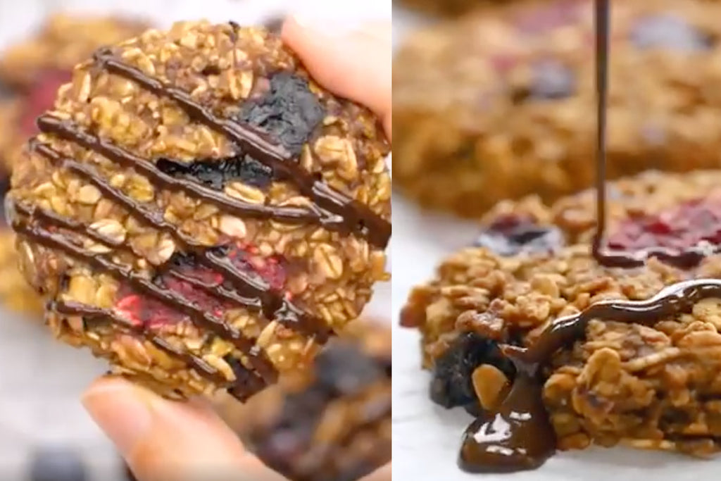 Organic Breakfast Protein Cookies