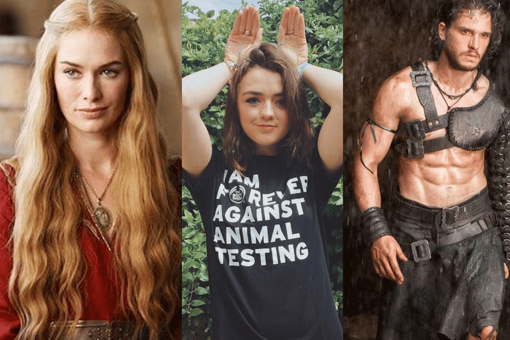 "What Do the Stars of ""Game of Thrones"" Eat!"