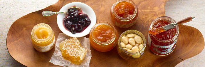 Spreads, Syrups & Honey (ACO)
