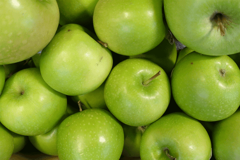 Granny Smith Apples - Australian Grown, Organic (avg weight 100g each) **REQUIRES ONE DAYS BUSINESS DAYS NOTICE**