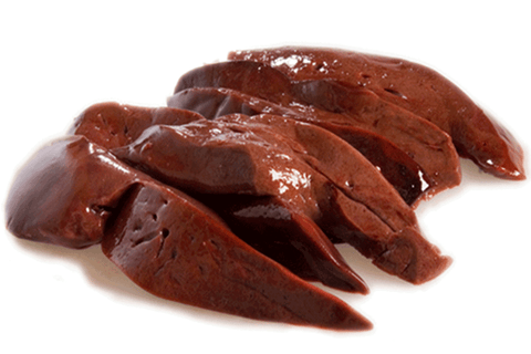 Beef Liver (Certified Organic, Grass-Fed, Grass Finished) 300g **OUT OF STOCK TRY CHICKEN LIVERS**