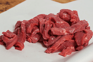 Beef Stir Fry (Certified Organic, Grass-Fed, Grass Finished) 400g **PRE-ORDER REQUIRES 1 BUSINESS DAYS NOTICE**