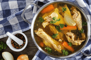 Chicken Stock Broth (Organic)