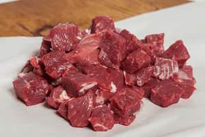 Diced Lamb Shoulder (Certified Organic, Grass-Fed, Grass Finished) 500g **PRE-ORDER REQUIRES 1 BUSINESS DAYS NOTICE**