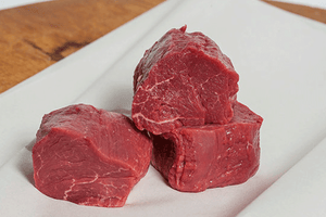 Aged Eye Fillet Steak (Certified Organic, Grass-Fed, Grass Finished) 2pcs - 200g **PRE-ORDER REQUIRES 1 BUSINESS DAYS NOTICE**