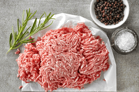 Lamb Mince (Certified Organic, Grass-Fed, Grass Finished) 500g **PRE-ORDER REQUIRES 1 BUSINESS DAYS NOTICE**