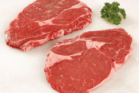 Minute Steak (Certified Organic, Grass-Fed, Grass Finished) 1 piece - 350g **PRE-ORDER REQUIRES 1 BUSINESS DAYS NOTICE**
