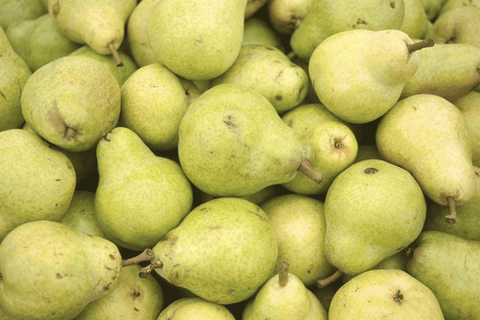 Pears William Bartlett, Australian Grown, Organic (avg weight 150g) **REQUIRES ONE DAYS NOTICE**