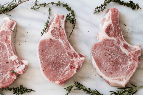 Pork Cutlet (Free Range) 250g **PRE-ORDER REQUIRES 1 BUSINESS DAYS NOTICE**