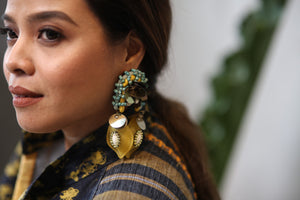 Bella Mustra Earrings