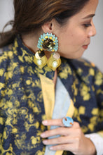 Load image into Gallery viewer, Bella Mustra Earrings
