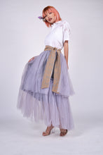 Load image into Gallery viewer, LAST PIECE! Lilac Tulle Skirt