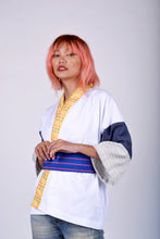 Load image into Gallery viewer, Kimono Wrap Yellow